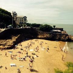 plage des ours biarritz