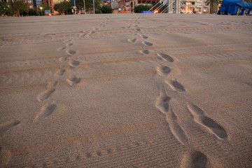 Песок средиземного моря