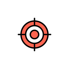 Aim - Thickly Colorful icon