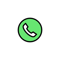 Call  - Thickly Colorful icon