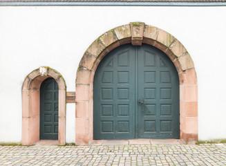 Blacksmith Gate