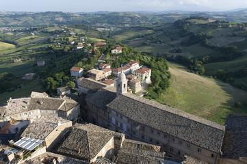 Panorama medievale