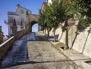 Borgo antco