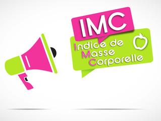 mégaphone : IMC