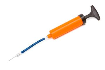 orange air pump