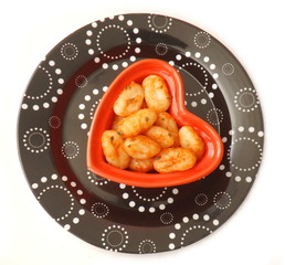 Gnocchis in Tomatensauce