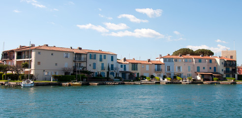 Port Grimaud -Francia -Provenza