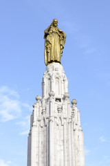 Statue of Christ the Sacred Heart, Bilbao (Spain)