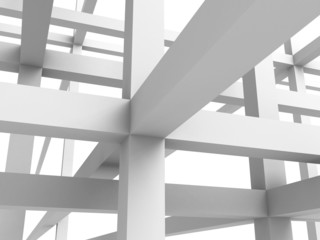 Abstract Architecture Construction Structure Background