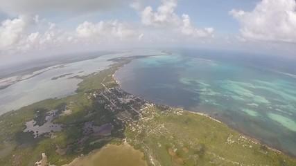 sian kaan peninsula mar caribe punta allen