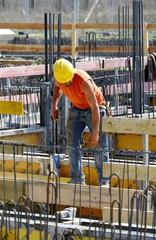 Baustellen Arbeit
