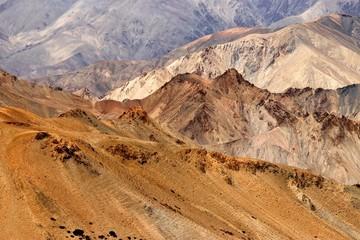 Rocks and stones mountains ladakh landscape Ladakh, J&K, India