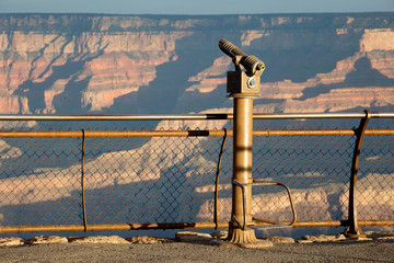 Oservation Telescope Grand Canyon AZ