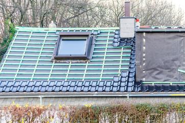Hausdach Modernisierung