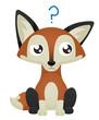 Puzzled Fox