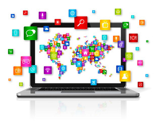 Cloud Computing Laptop