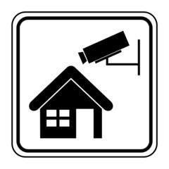 Logo vidéosurveillance.