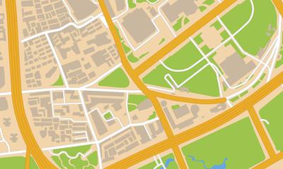 texture city map
