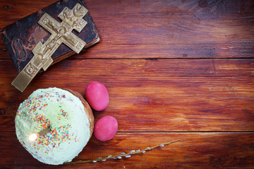 Composition about Orthodox Christian Easter