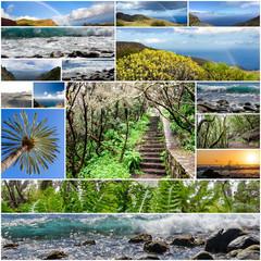 Vielfalt: Kanarische Insel La Gomera :)