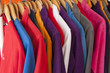 assorted colorful shirts - 81385327
