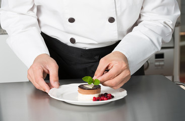Cook desserts