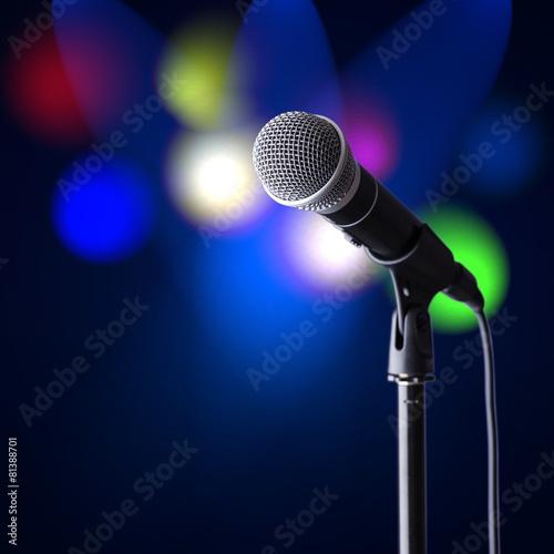 Microphone - 81388701
