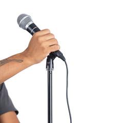 Microphone © naypong