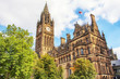 canvas print picture - Manchester Town Hall