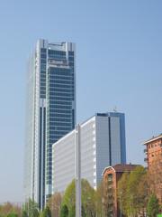 Intesa San Paolo skyscraper in Turin