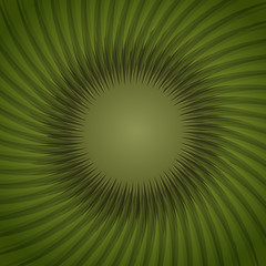 Abstract Green Background in pop-art style