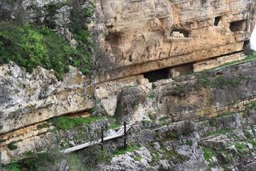 Niha Rock Fortress, Chouf (Lebanon)