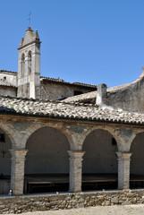 Santuario di Sant'Angelo in Pantanelli. Baschi. Terni. Umbria.