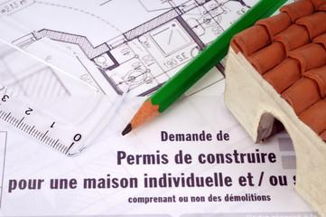 Demande de permis de construire