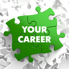 Your Career on Green Puzzle.