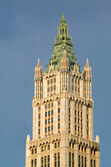 Woolworth Building, Neo Gothic architecture, New York City