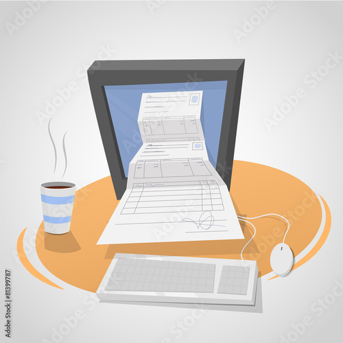 Electronic invoice - 81399787