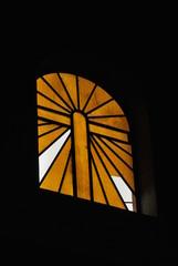 luce vetro chiesa