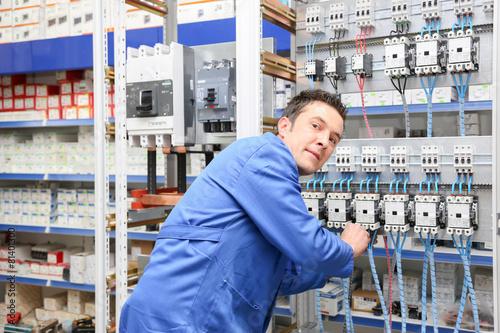 Elektrik Panosu Kompanzasyon - 81401300