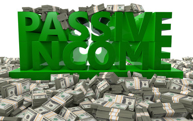 Passive income affiliate online marketing