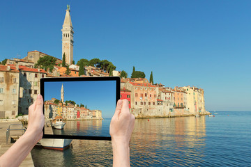 Travel to Rovinj (Croatia)