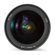 Leinwanddruck Bild - Photo lens