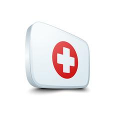 Medical button