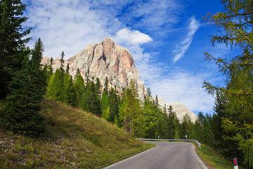 Tofana di Rozes, Dolomiti Mountains