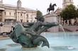 Leinwanddruck Bild - Trafalgar Square, London