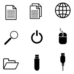 Icons Computer
