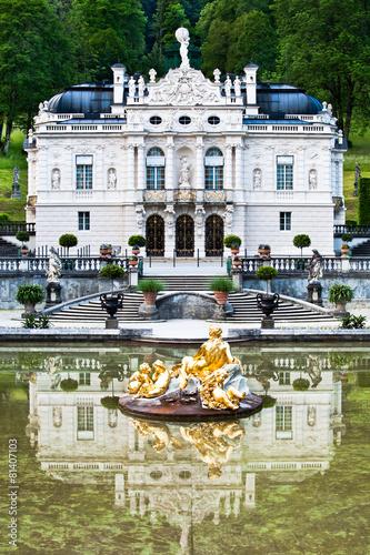 Linderhof Castle - 81407103