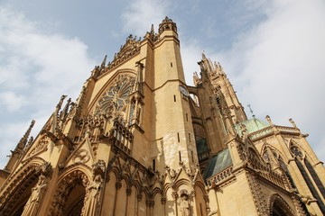 Cathedral of Metz, France