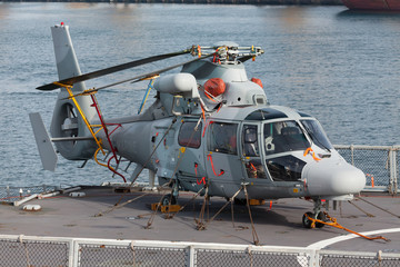 navy rescue helicopter