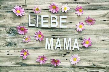 Liebe Mama